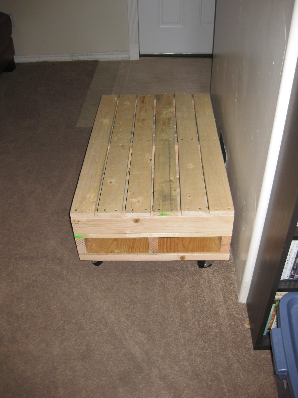 Pallet Coffee Table Furniture Creations
