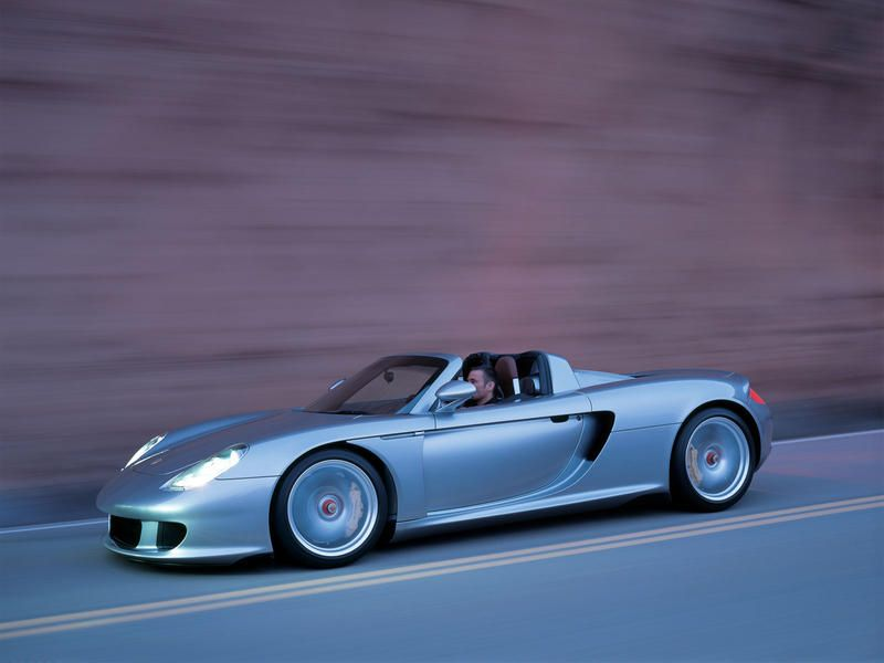 2006 Porsche Carrera GT Pictures   RSportsCars.com Good Ideas