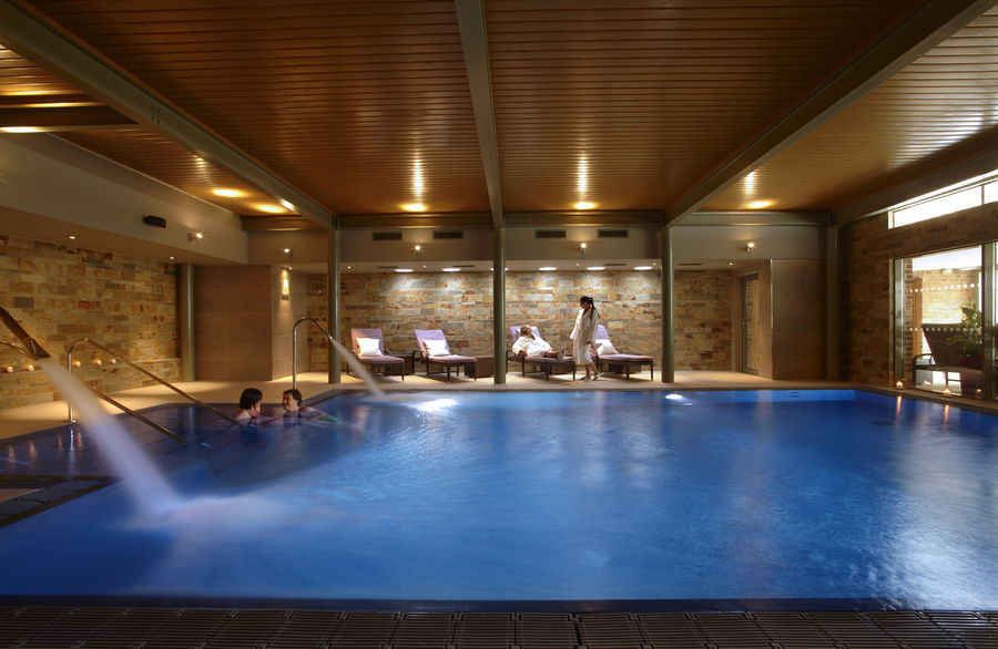 The Greenway Hotel And Spa Near Cheltenham With Hydrotherapy Pool