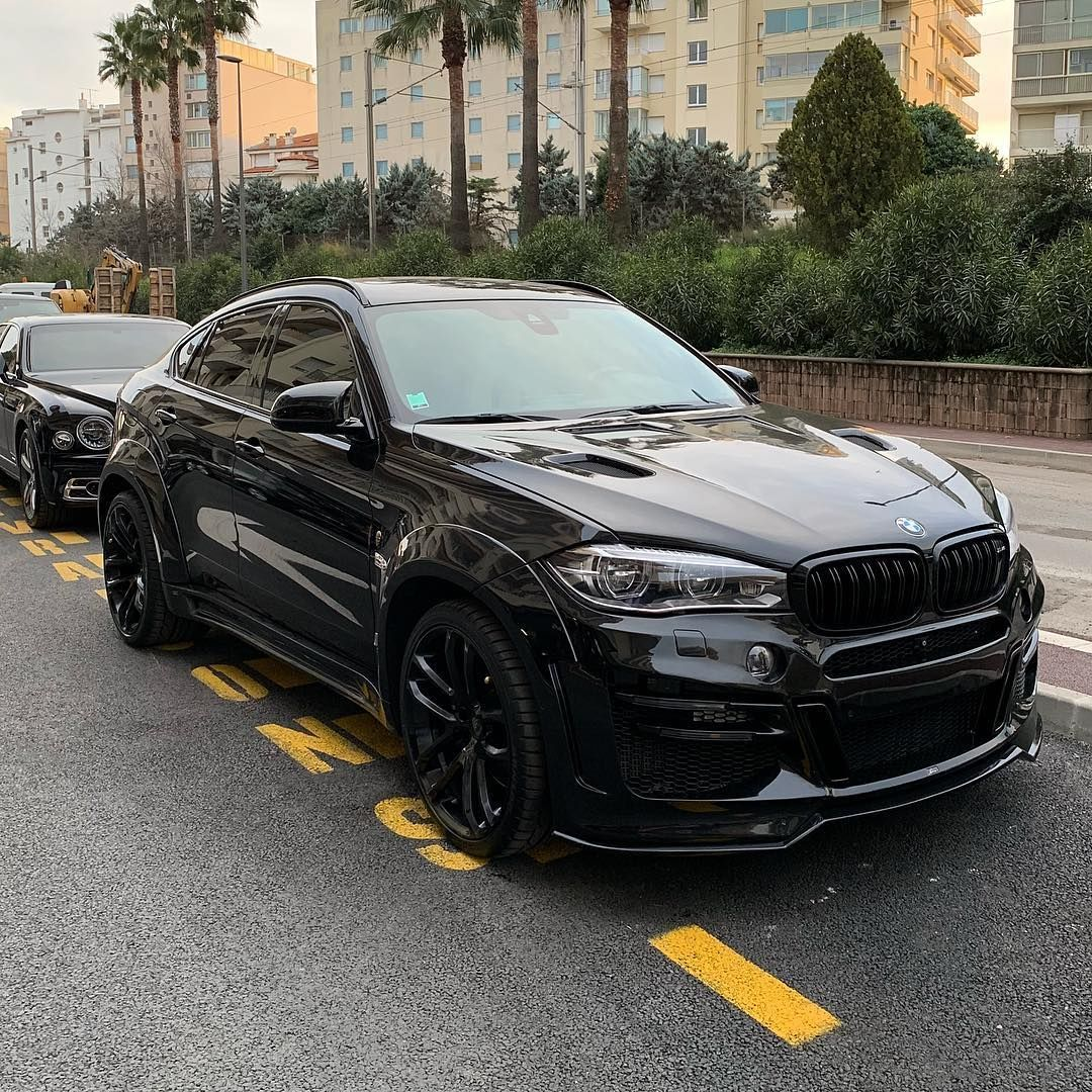 Disponible Chez Ms Motors Cannes Bmw X6 M Lumma Full Bla Bmw