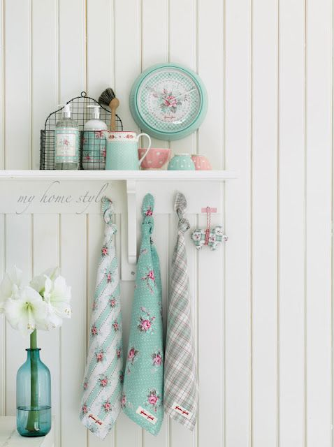 DESDE MY VENTANA: greengate new collection