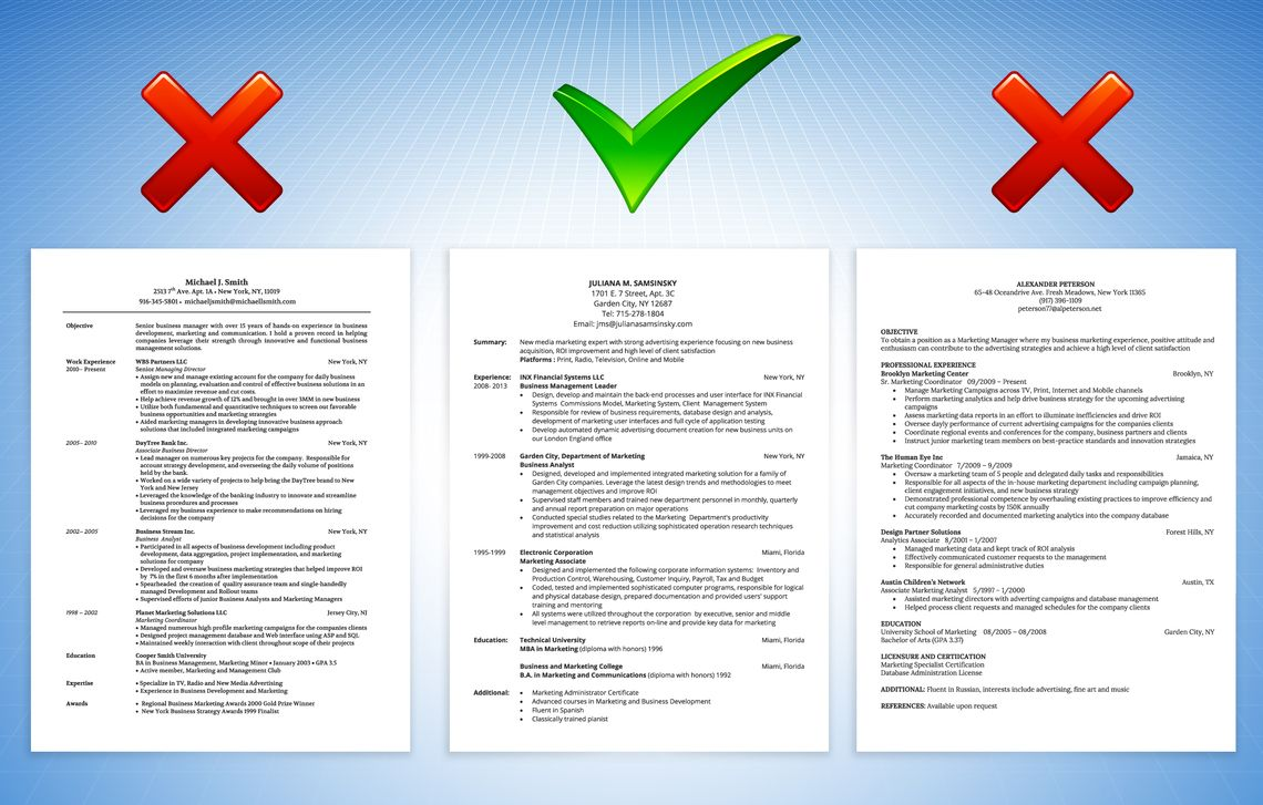 5 traits of a resume that will get you hired Cover