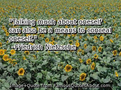 quote Friedrich Nietzsche: