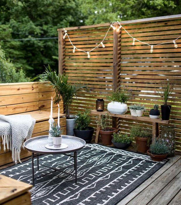 Decorez Votre Balcon Ou Terrasse Avec Quelques Idees Tendance