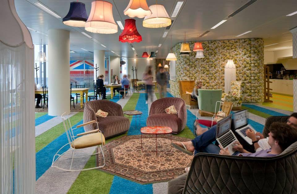 Google London HQ // Office Snapshots