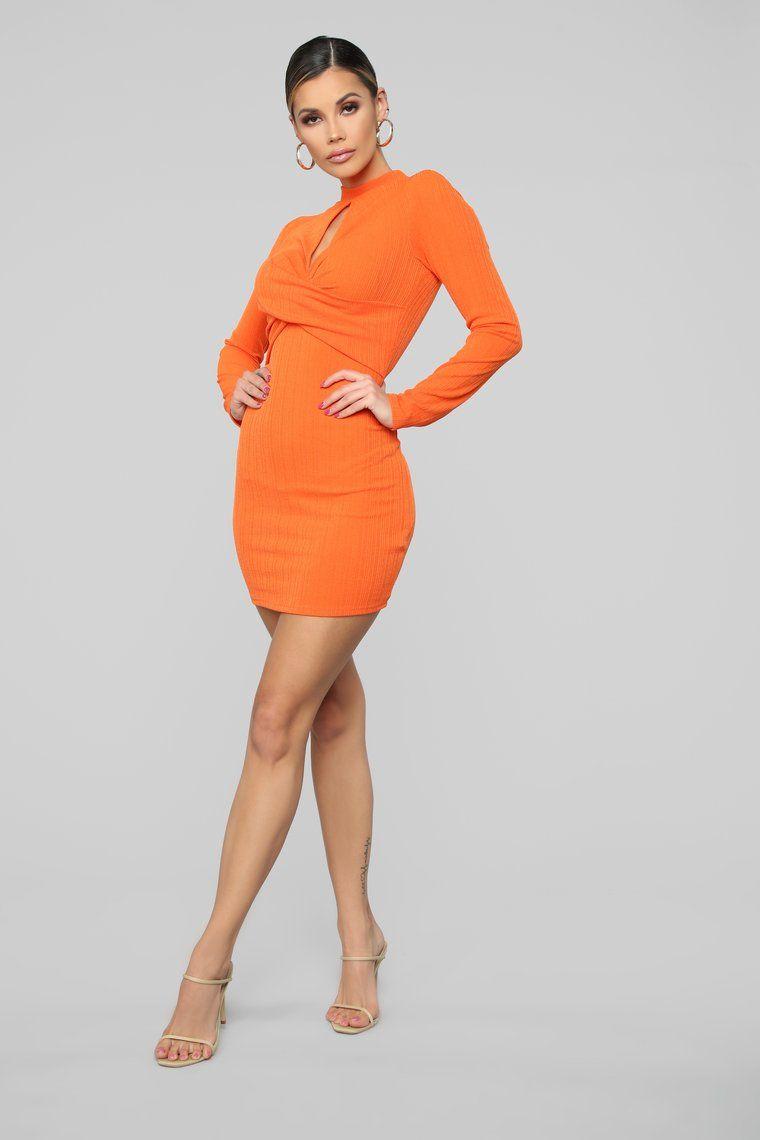 Touches My Soul Sweater Mini Dress Orange Mini Dress Blue Long Sleeve Sweater Mini Sweater Dress [ 1140 x 760 Pixel ]