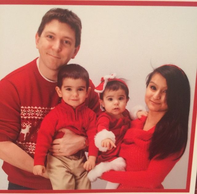 Here guys this is a family photo from last Christmas