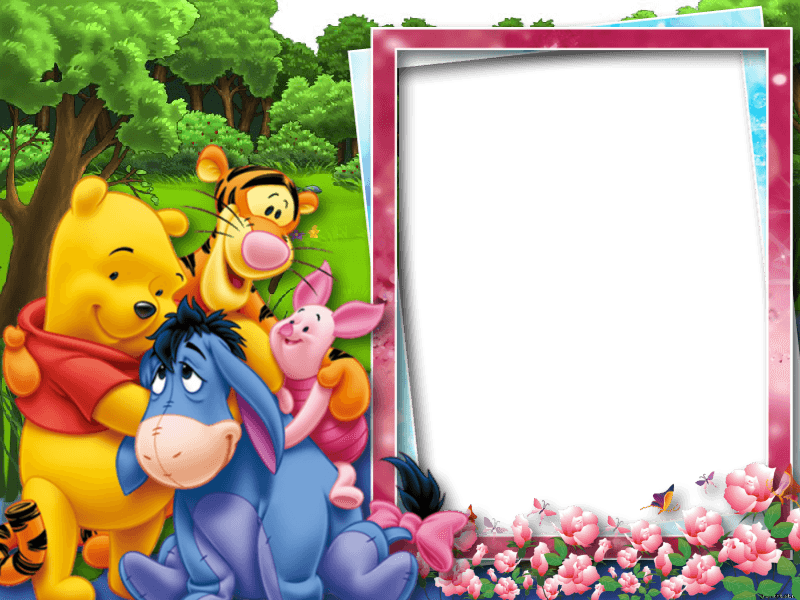 Winnie The Pooh Birthday Invitations with perfect invitation layout