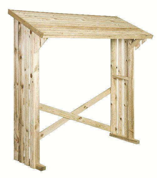 abri b ches 2 st res jardinerie jardiland abri velo abri bois abri et rangement exterieur. Black Bedroom Furniture Sets. Home Design Ideas