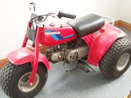 1985 Honda Big Red Snow Plow   Google Search