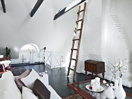 Witte Zweedse Woonkamer : Authentieke woonkamer uit zweden on living rooms