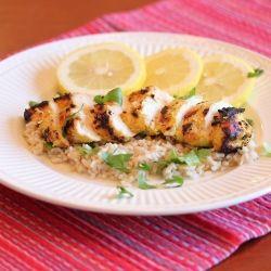 Grilled Curried Chicken by lisasdinnertimedish