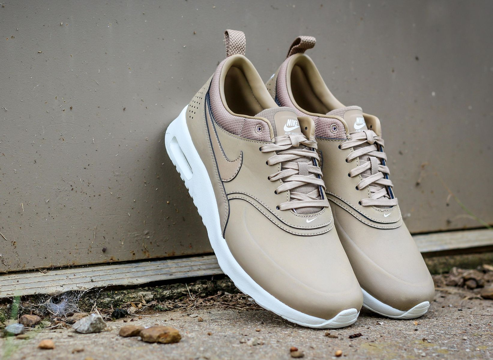 Nike Shoes | Nike Air Max Thea In Desert Camo | Color: Tan
