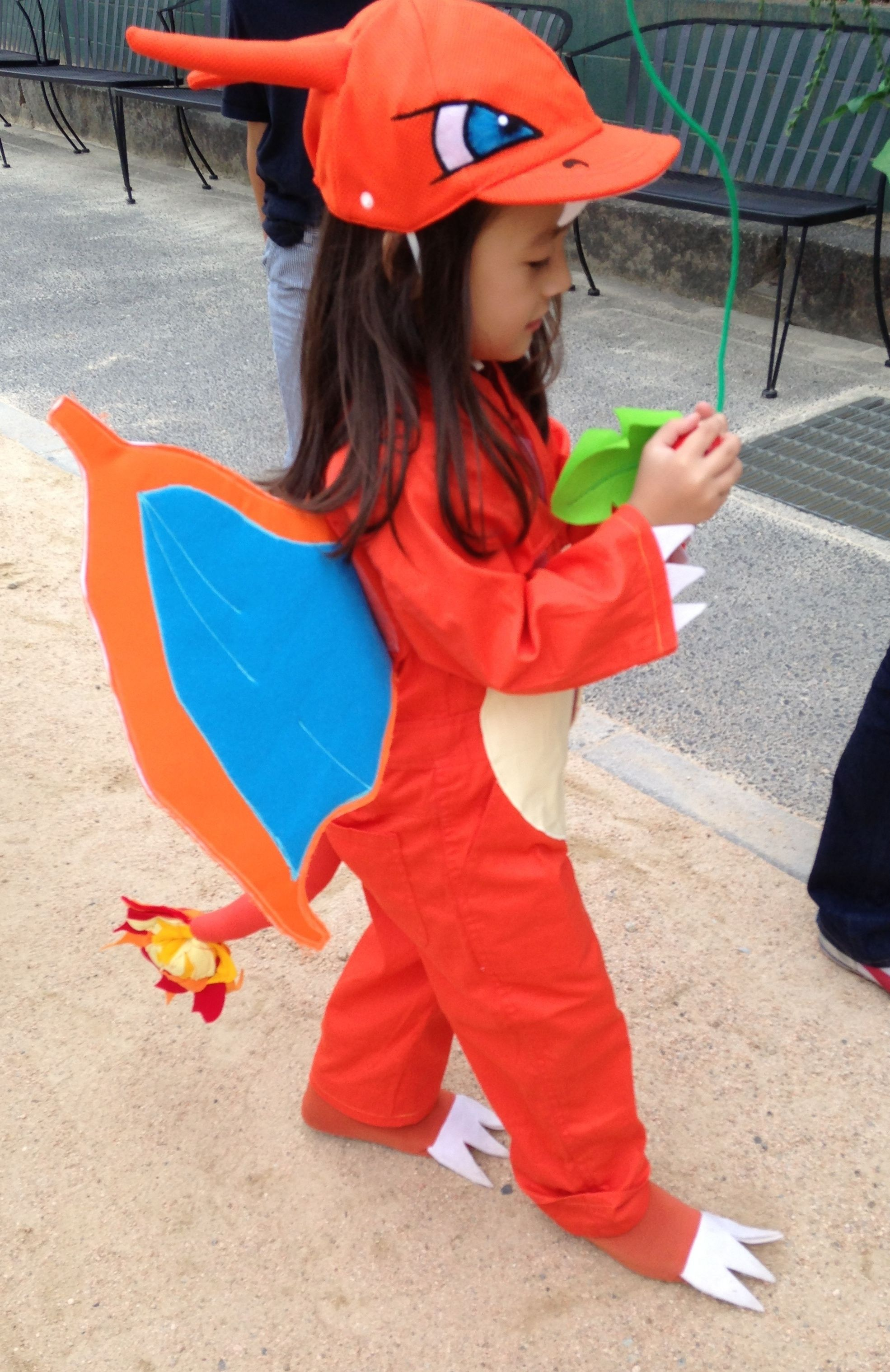 Charizard Costume & How to Make a Charizard Costume | Pinterest | Charizard Costumes ...