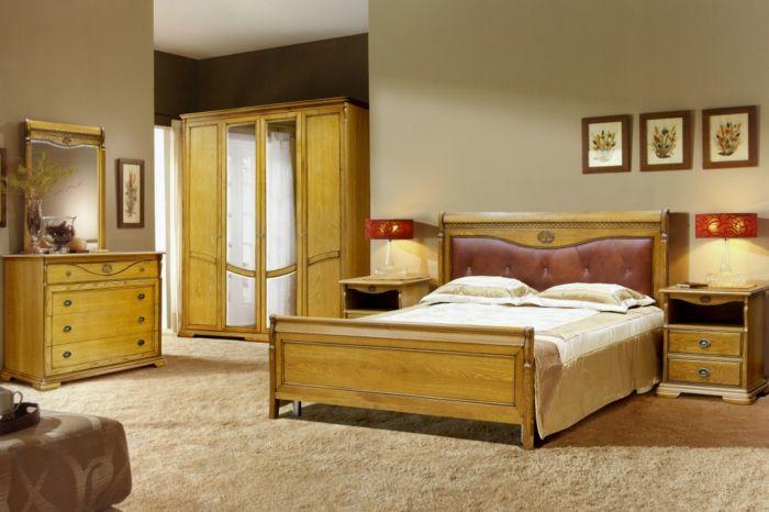 chambre à coucher meubles patinés DIY Meubles Pinterest