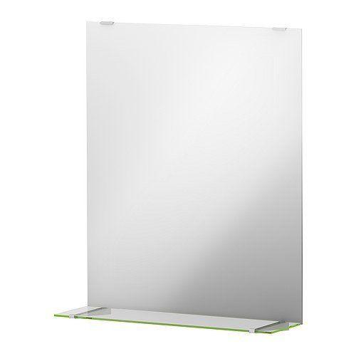 ikea fullen spiegel mit ablage 50x60cm spiegel spiegel mit ablage badezimmer und m bel. Black Bedroom Furniture Sets. Home Design Ideas