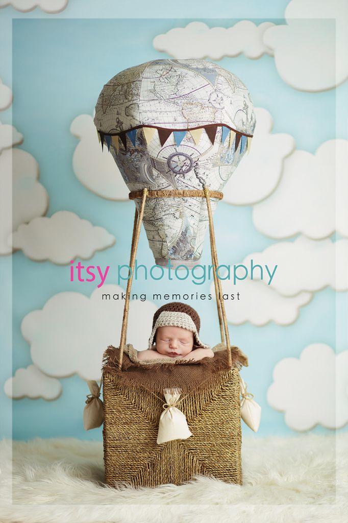 Travel Theme Nursery Travel Theme Newborn Baby In A Hot