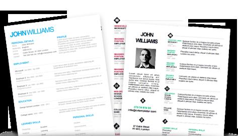 infographic resume infographic resume creator online best free