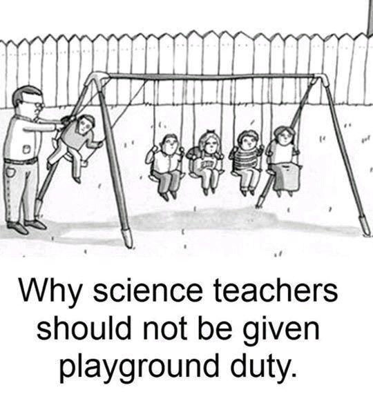 Pendulo Funny Science Jokes Teacher Jokes Science Humor