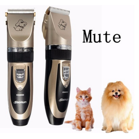 professional low noise cordless pet cat dog hair grooming clipper rh in pinterest com
