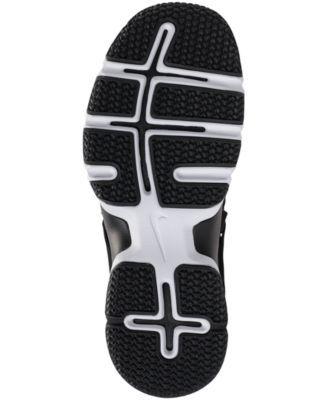 Nike Men's Lunar Fingertrap Tr Wide 4E Training Sneakers from Finish Line -  Black 8