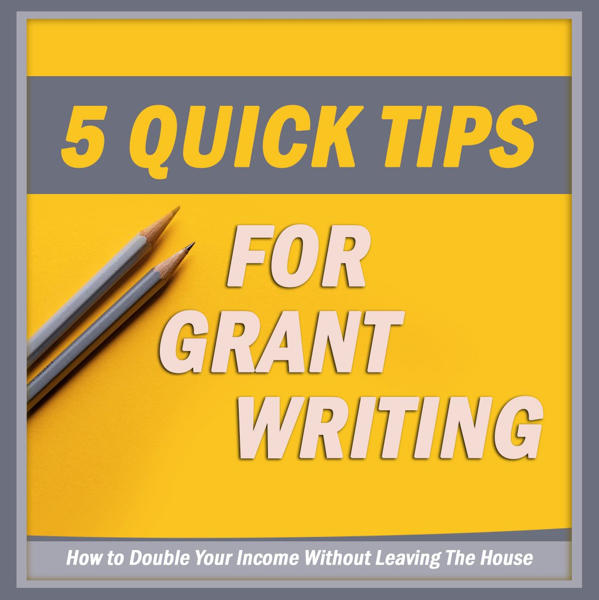 Do you need help grant writing or are you a grant writer