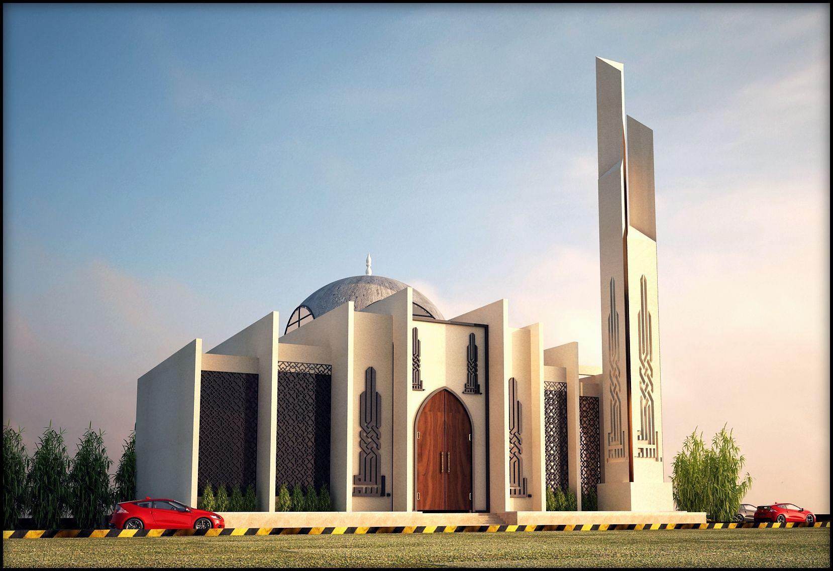 Contemporary mosque design mosque architecture islamic