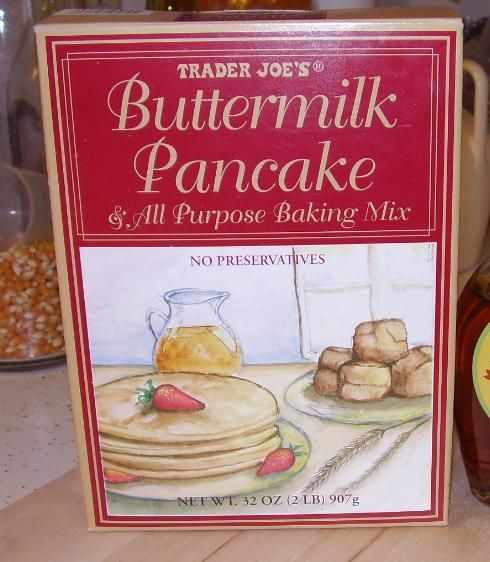 Trader Joe S Buttermilk Pancake Mix Crepe Recipe Crepes With Pancake Mix Buttermilk Pancake Mix How To Make Crepe
