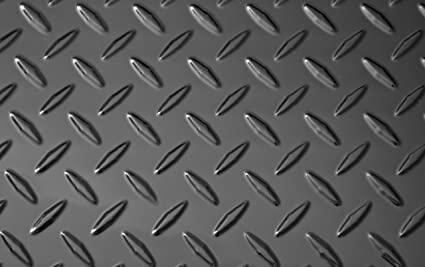 Amazon Com Black Diamond Plate Thermoplastic Sheet 24 X 48 X 030 Everything Else Diamond Plate Plates On Wall Black Diamond