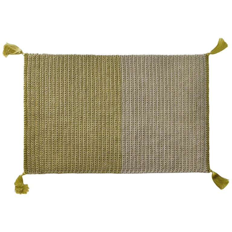 Best Two Tone Handmade Crochet Cotton And Polyester Thick 400 x 300