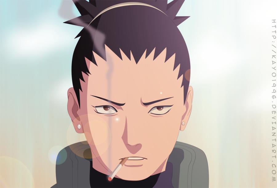 Shikamaru by IKashos   Shikamaru, Naruto shippuden anime ...