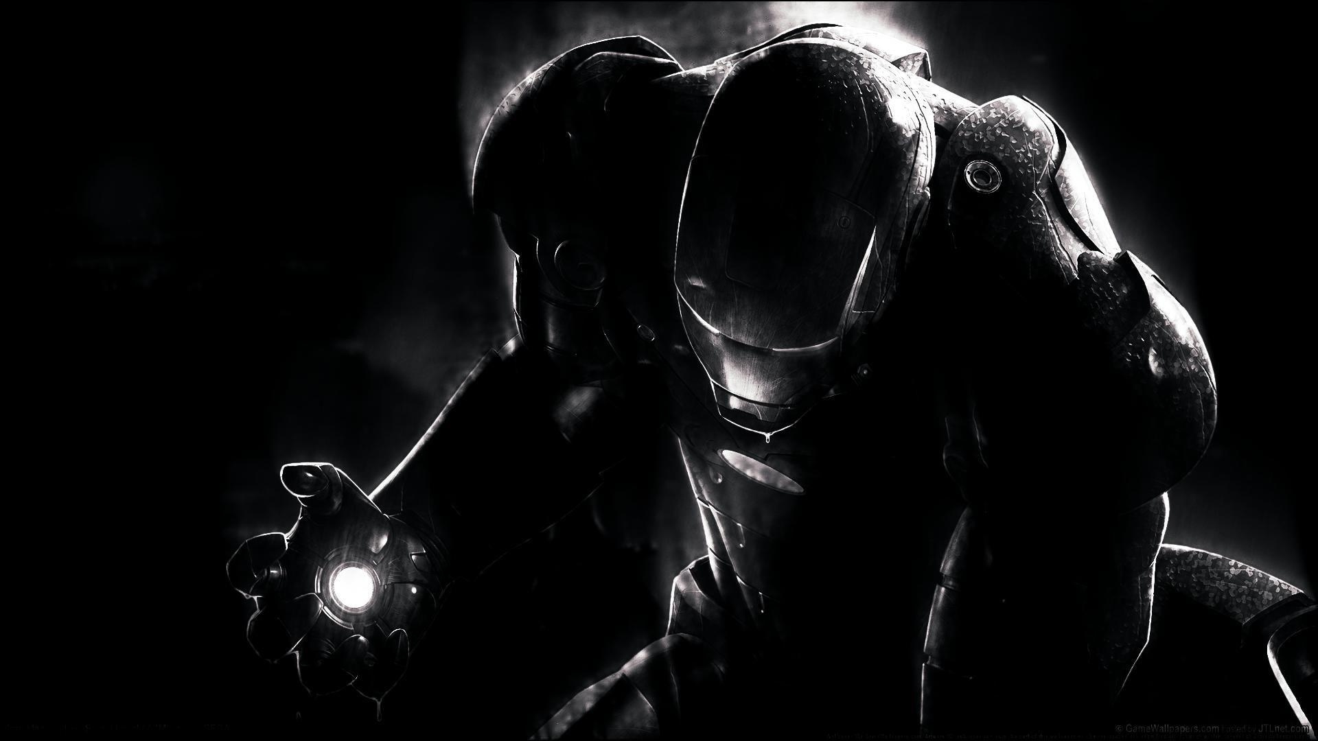 Black Hd Wallpaper Iron Man Hd Wallpaper Iron Man Wallpaper