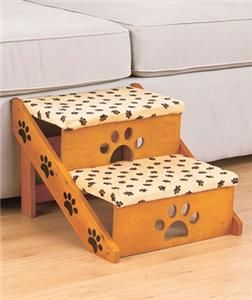What are some highly rated pet stairs for dogs?