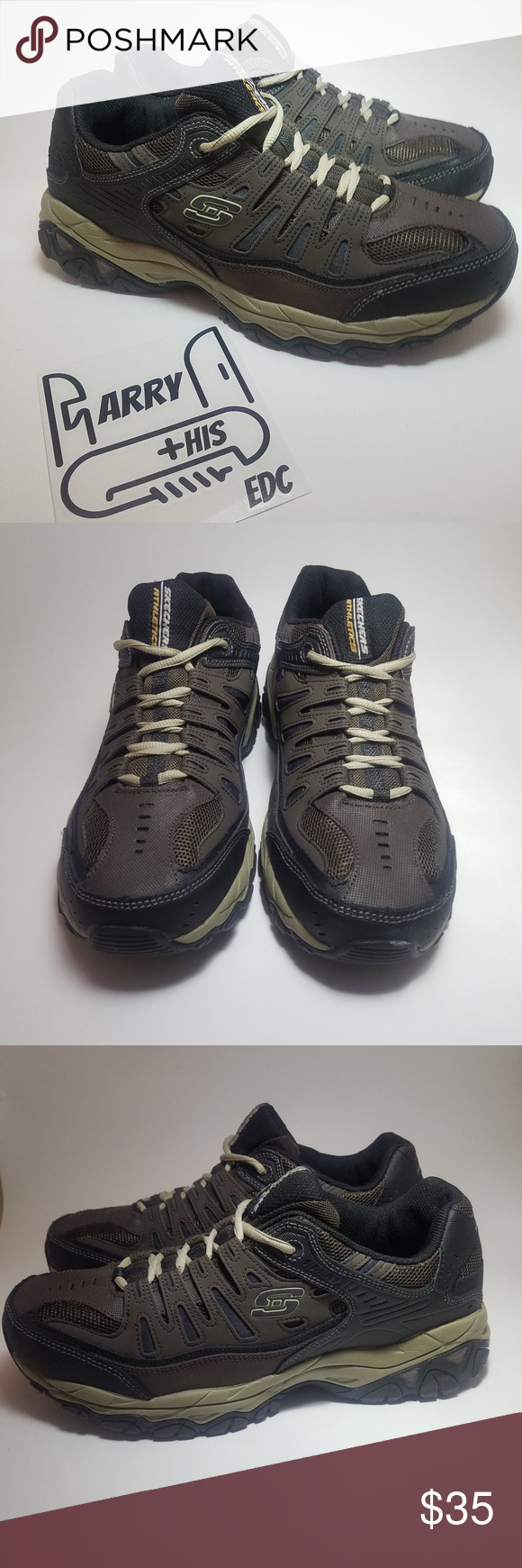 Skechers Mens Shoe SN 50125EWW Color