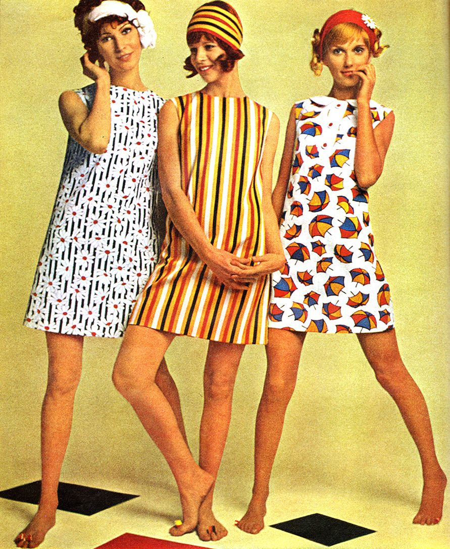Fashion - McCall's - May, 1968 | 1968 Fashion in 2019 ...