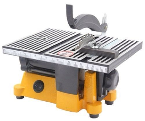 4 Mini Electric Table Saw Bench Top Great For Hobby Or Craft With