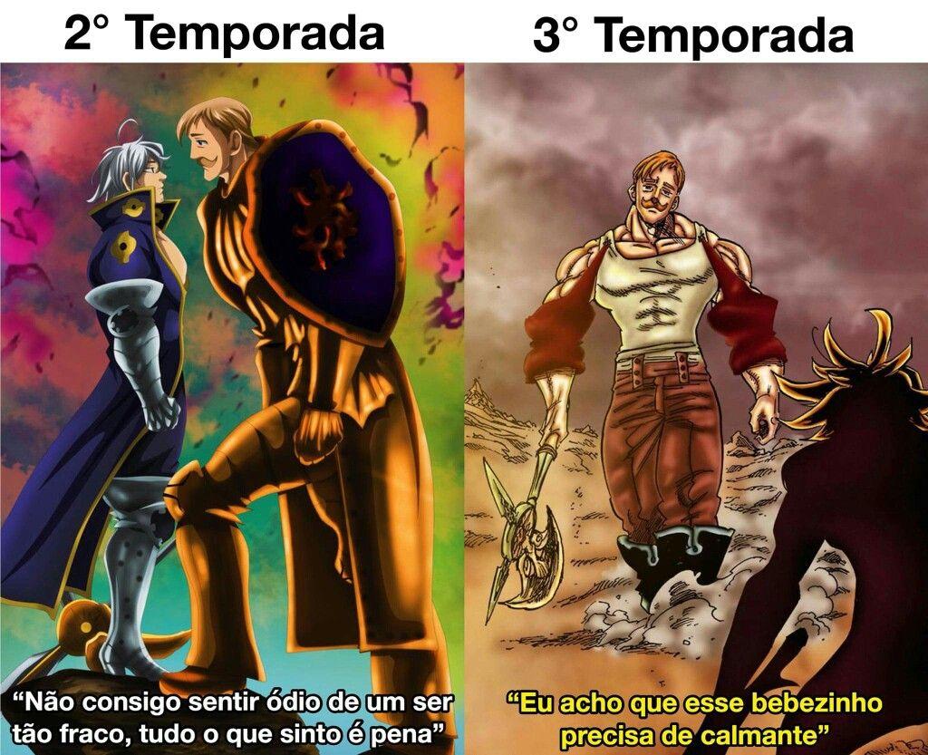 Pin De Moon Em Animes Com Imagens Anime Sete Pecados