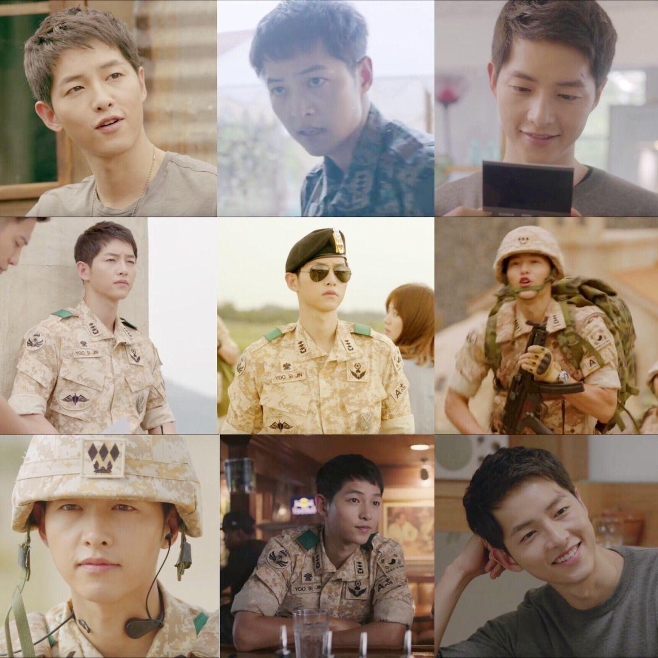 Song Joong Ki : Photo - Descendants of the Sun - male lead