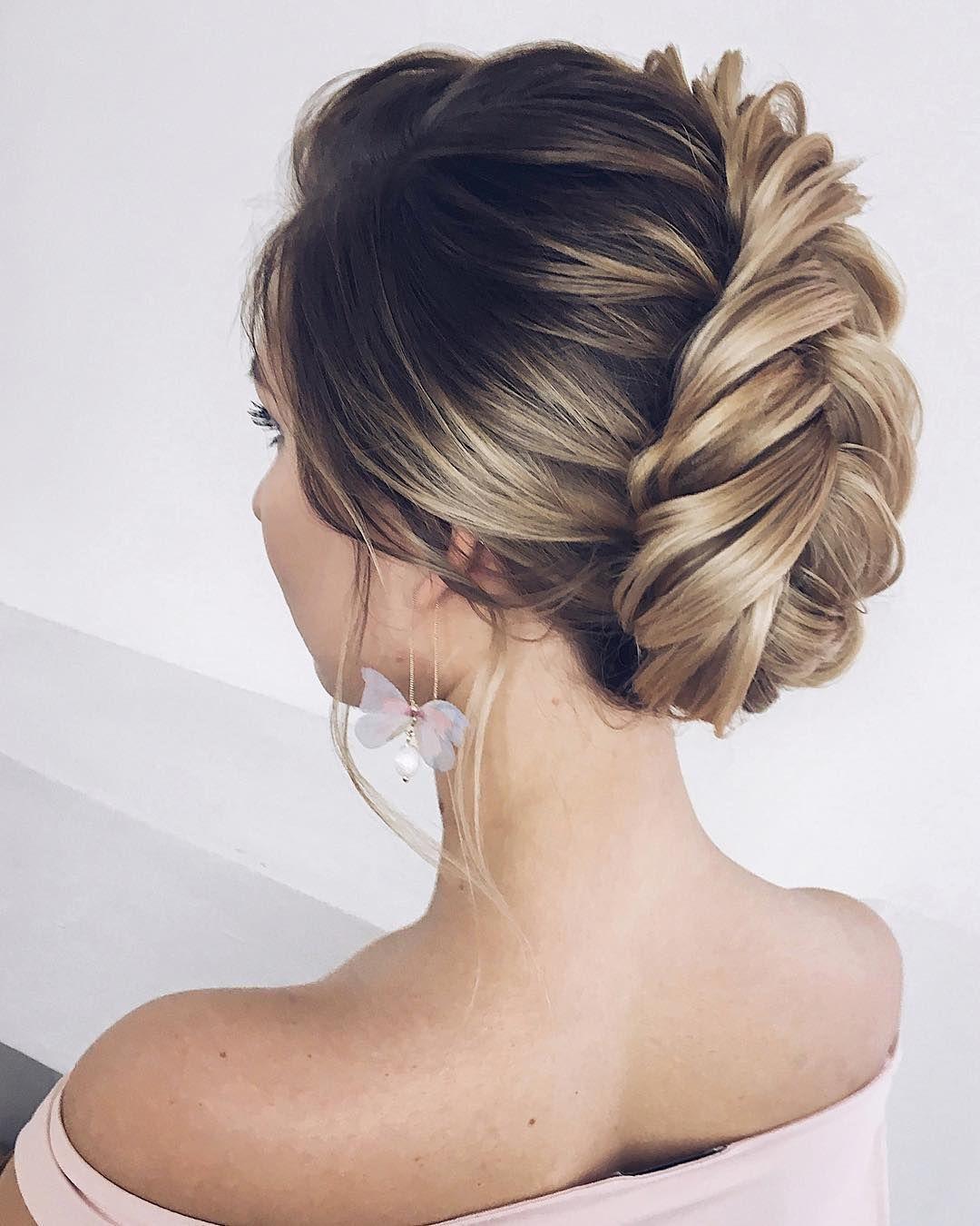 elstile long wedding hairstyles and updos wedding dress
