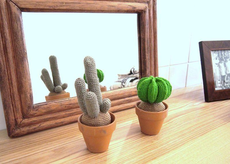 Amigurumi Cactus Crochet Pattern : Cactus crochet pdf amigurumi crochet pattern amigurumi cacti and pdf