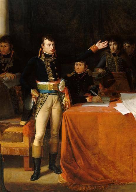 A Napoleon Ier 1769 1821 Premier Consul 1800 1804 Puis Empereur Des Francais 1804 1815 General Et Genie Militaire Figure De Proue De L Histoire De Franc