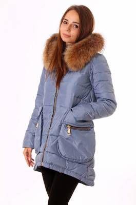 куртка парка зимняя женская 7