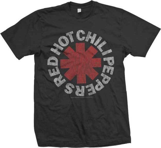 RED HOT CHILI PEPPERS - Vintage Logo - T SHIRT S-M-L-XL-2XL Brand New !!!    eBay