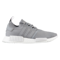 adidas Originals NMD R1 Primeknit - Women\u0027s - Grey / White