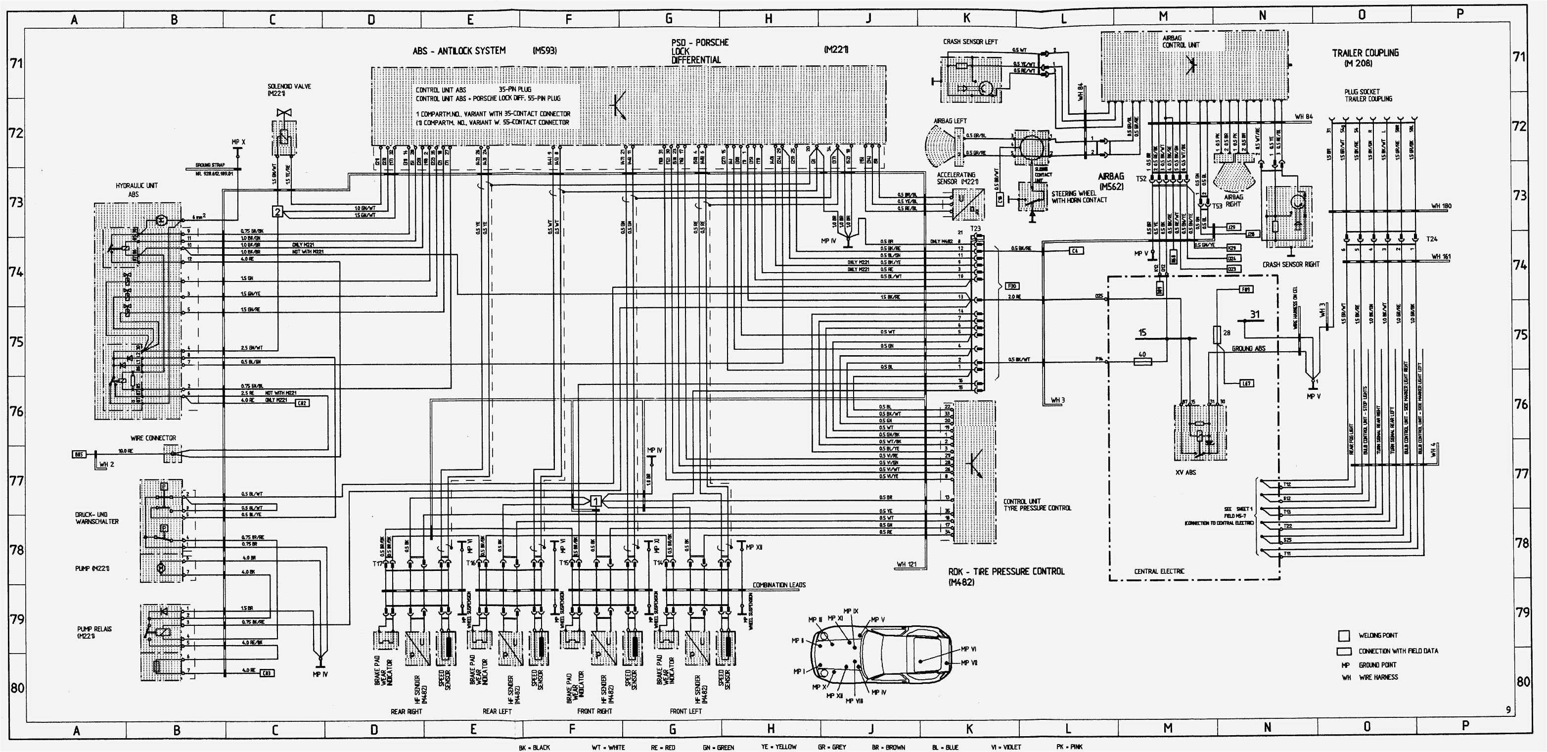 Wiring Diagram Bmw E36