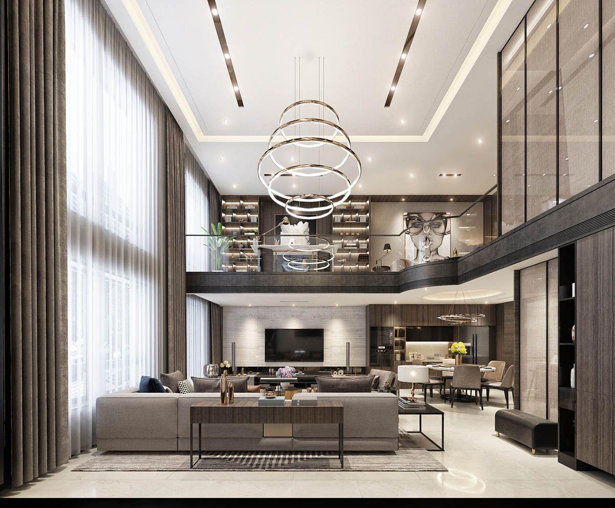 Modern Asian Luxury Interior Design Modern Luxury Interior
