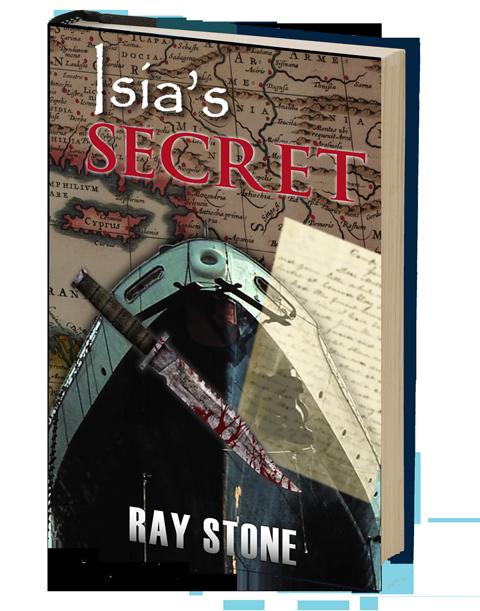 Isia's Secret Ray Stone Day 26