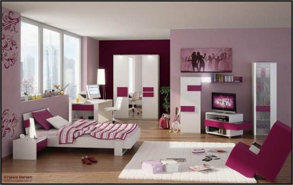 Modern Teen Girls Bedrooms Google Search