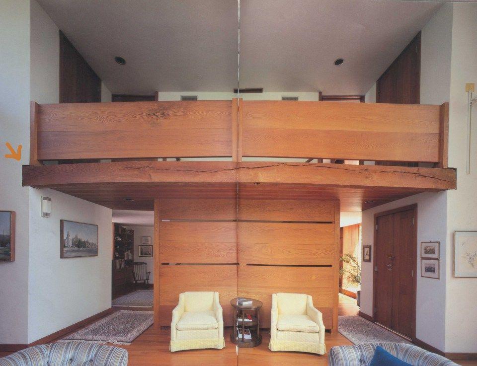 Esherick House, Philadelphia, Pennsylvania. Louis Kahn. https://ourhouseisourworld.wordpress.com/2013/09/30/esherick-corner/