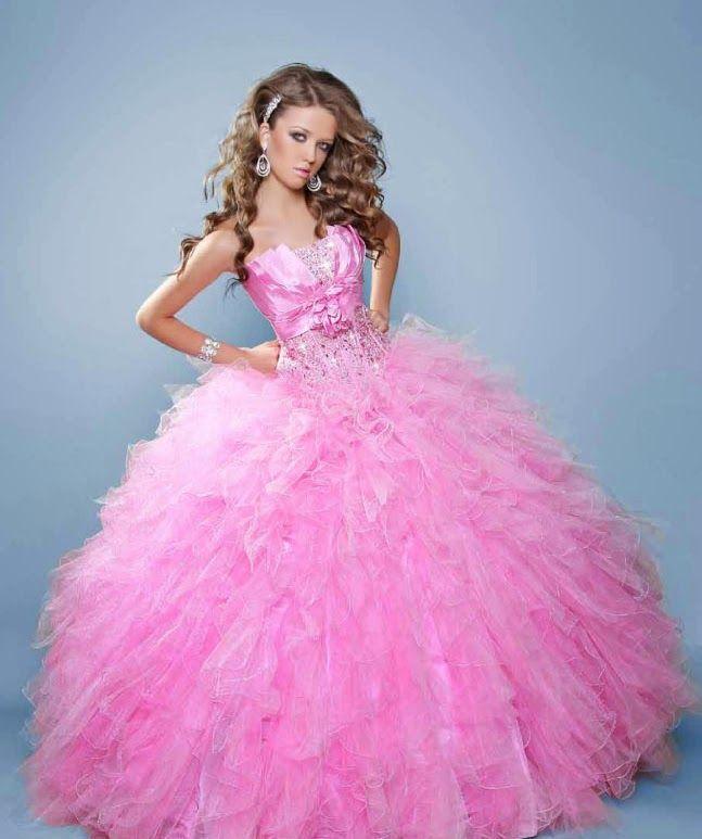 f5f0a4fd7 Asombrosos Vestidos de Quinceañeras